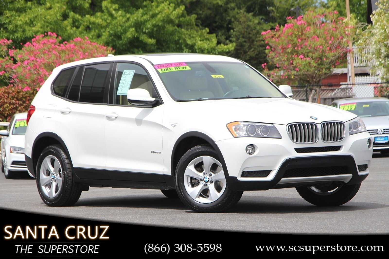 Pre-Owned 2012 BMW X3 xDrive28i