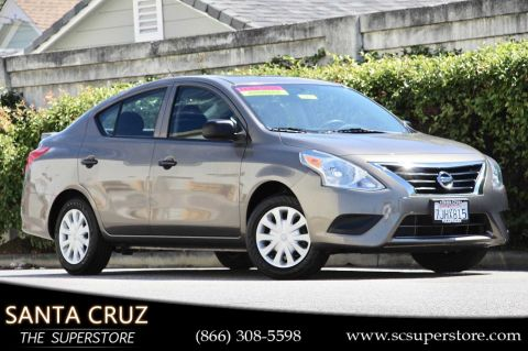Pre-Owned 2015 Nissan Versa 1.6 S